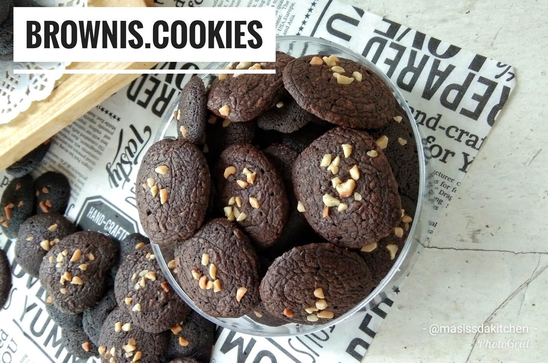 Brownis Cookies by Wildiyah Neila Baroroh