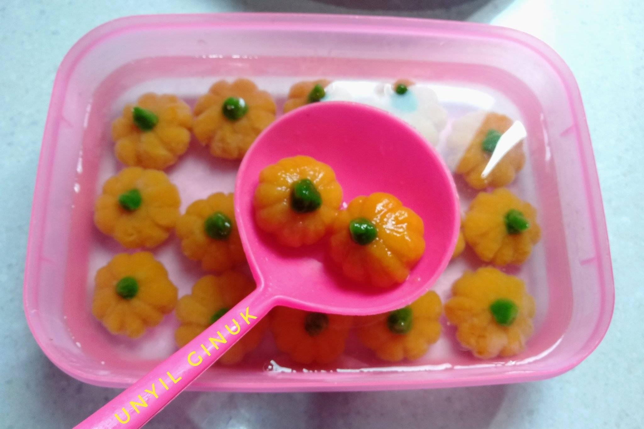Bubur Pumkin Buah Loy by Annansya Aina 3