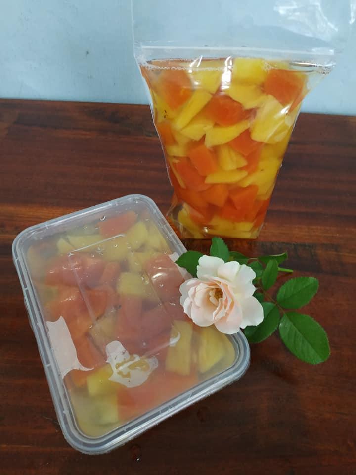 Cocktail-nya orang Indonesia Manis dingin segar by Afrillya Lya Lilysari