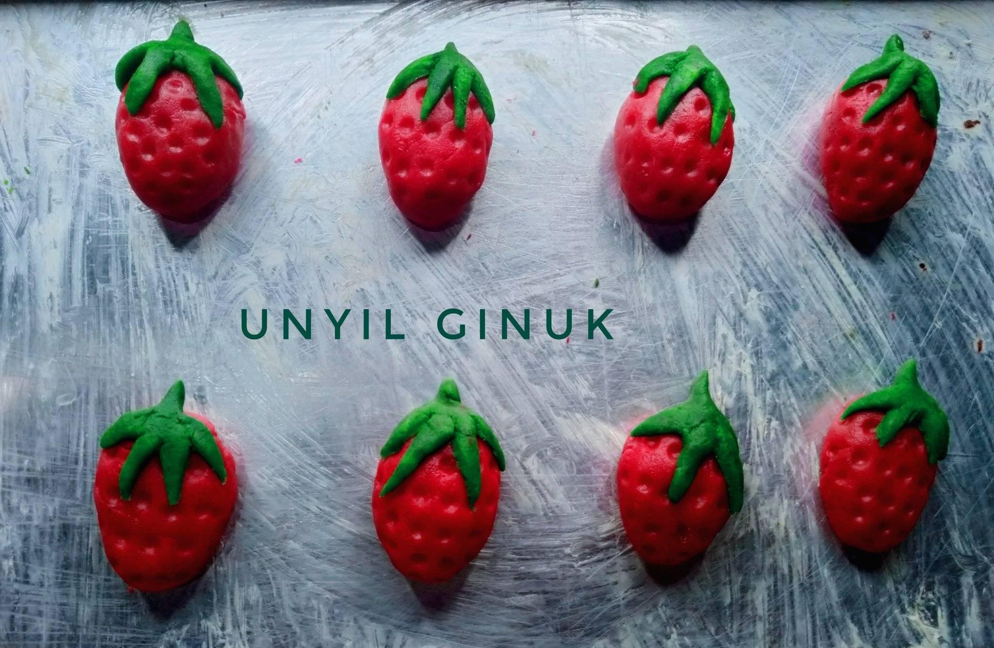 Cookies Strawberry Selai Nanas by Annansya Aina 2