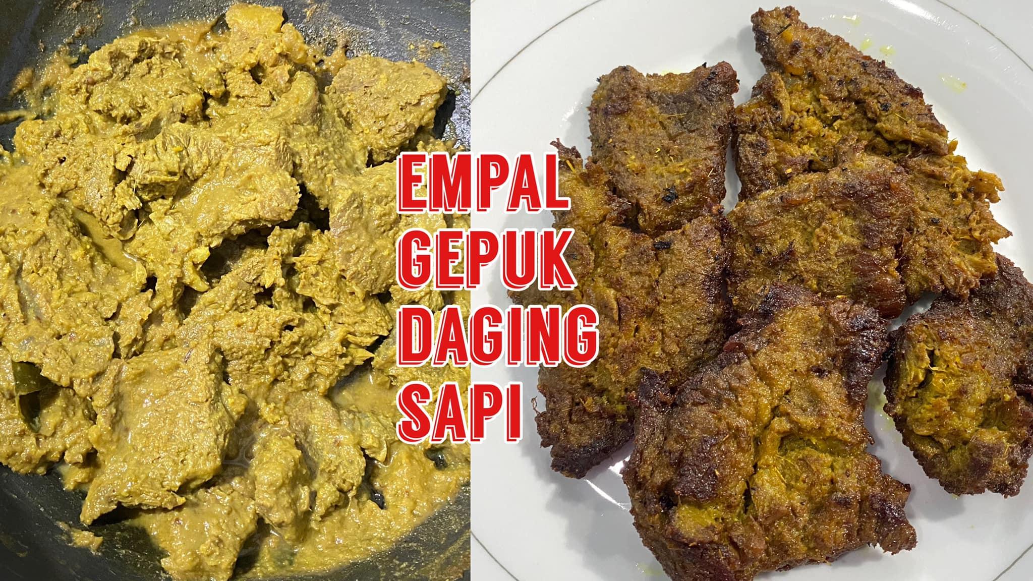 Empal gepuk daging sapi by Fitriatul Muniroh