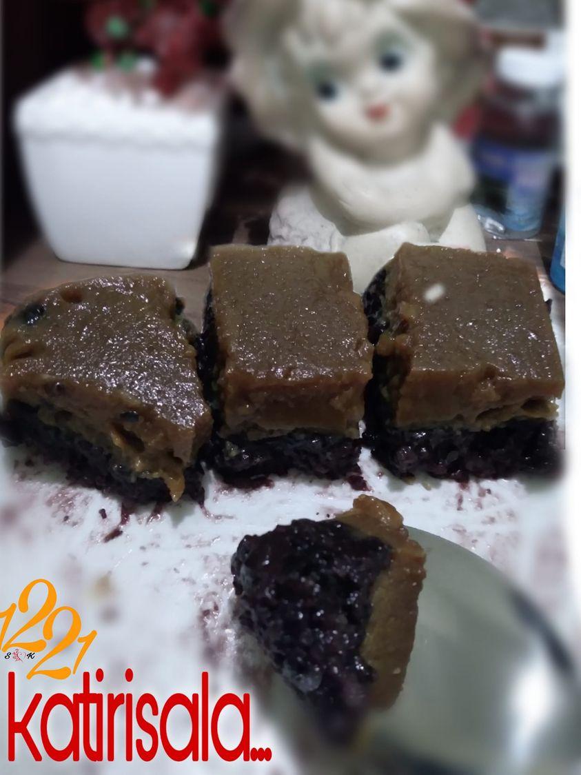 kue khas bugis makasar Katiri Sala by Kartina Safa KS
