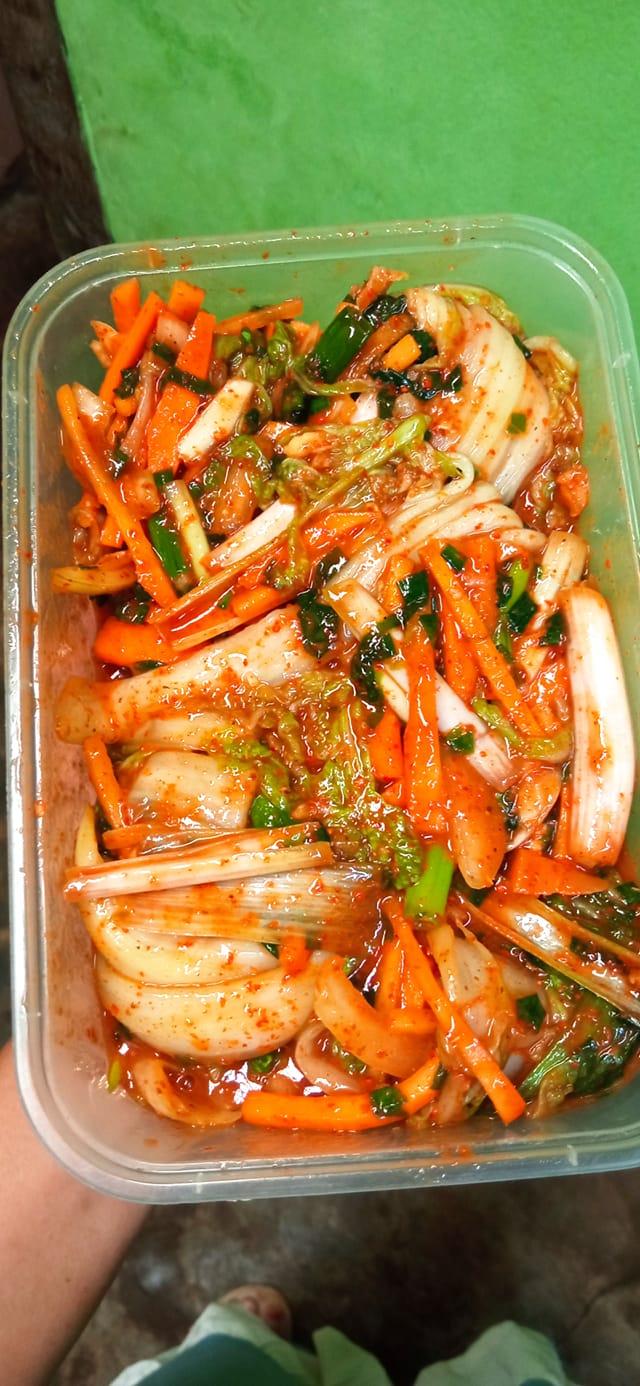 Kimchi dengan kearifan lokal by Dhea Devanny