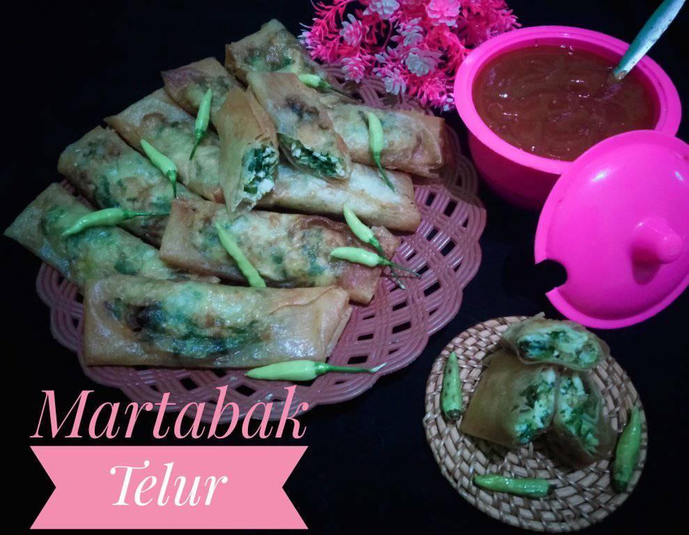 Martabak Telur by Annansya Aina