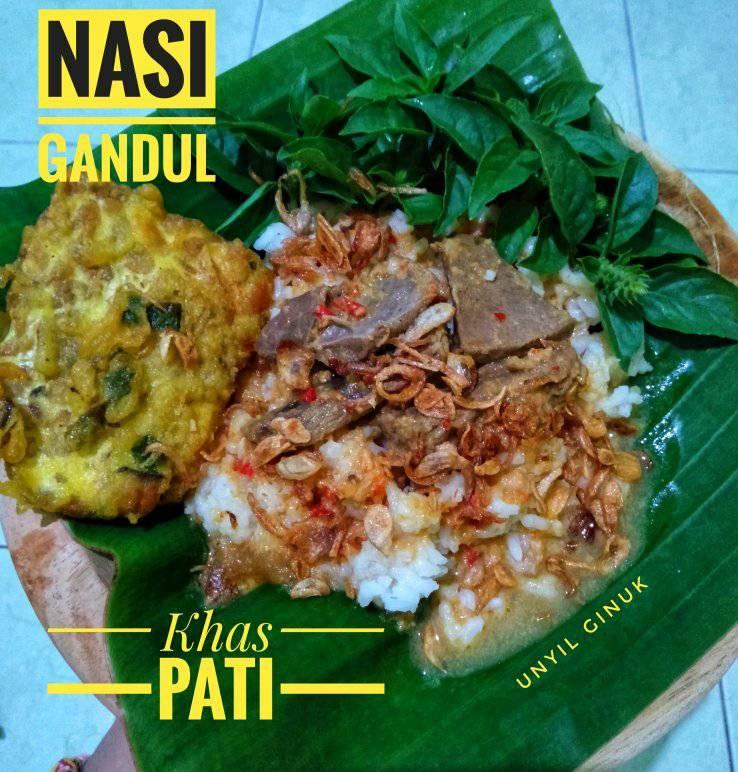 Nasi Gandul khas Pati (Jawa Tengah) by Annansya Aina 3