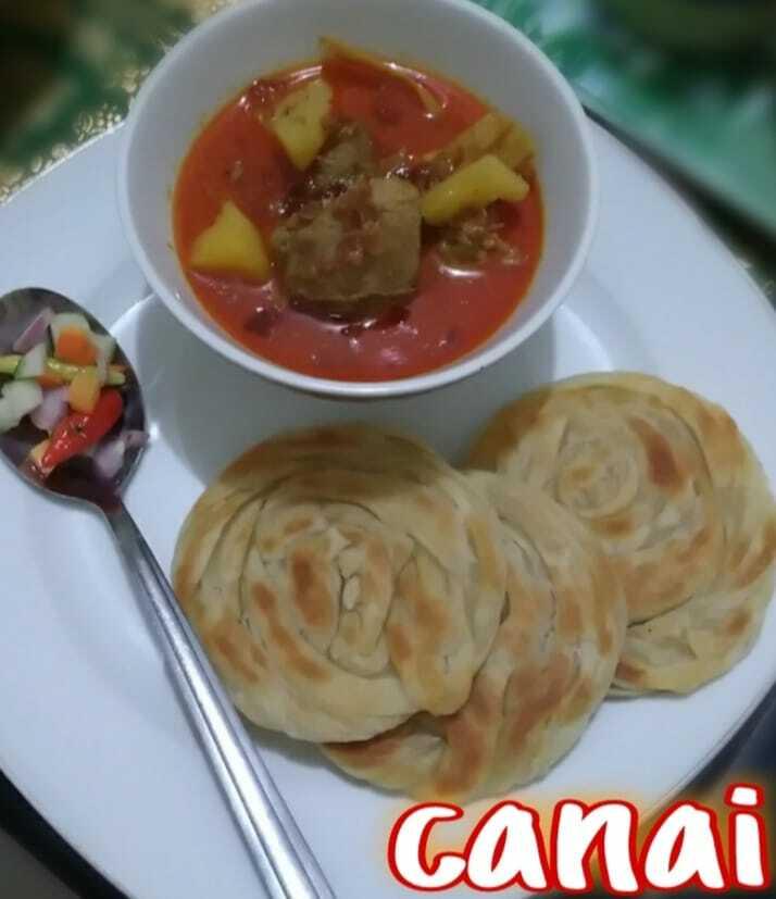 Roti Canai by Kartina Safa KS