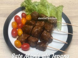 Sate Manis ala Jepang Tsukune recipe by AuntieC AuntieC 1