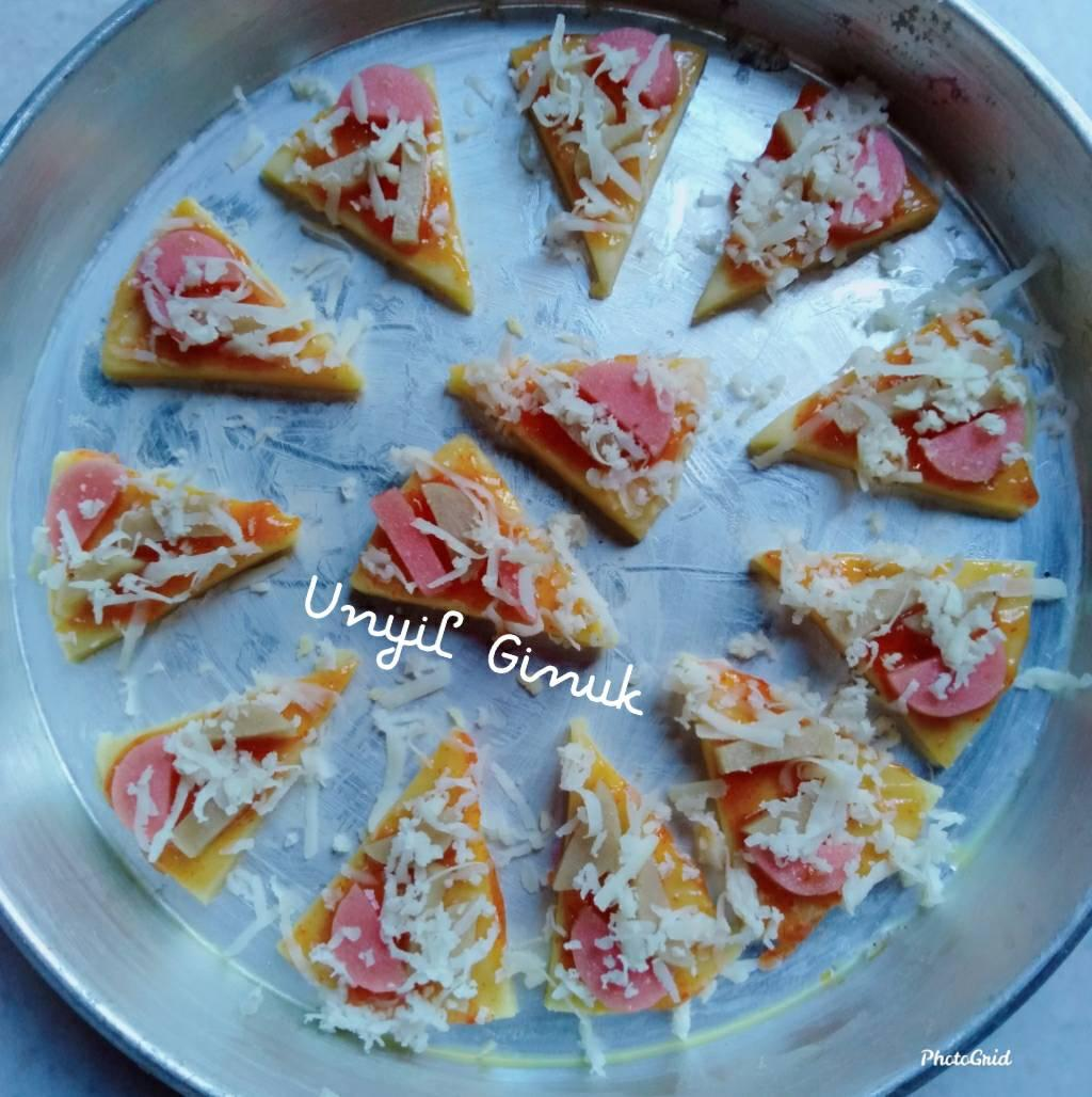 camilan Pizza Cookies by Annansya Aina 1