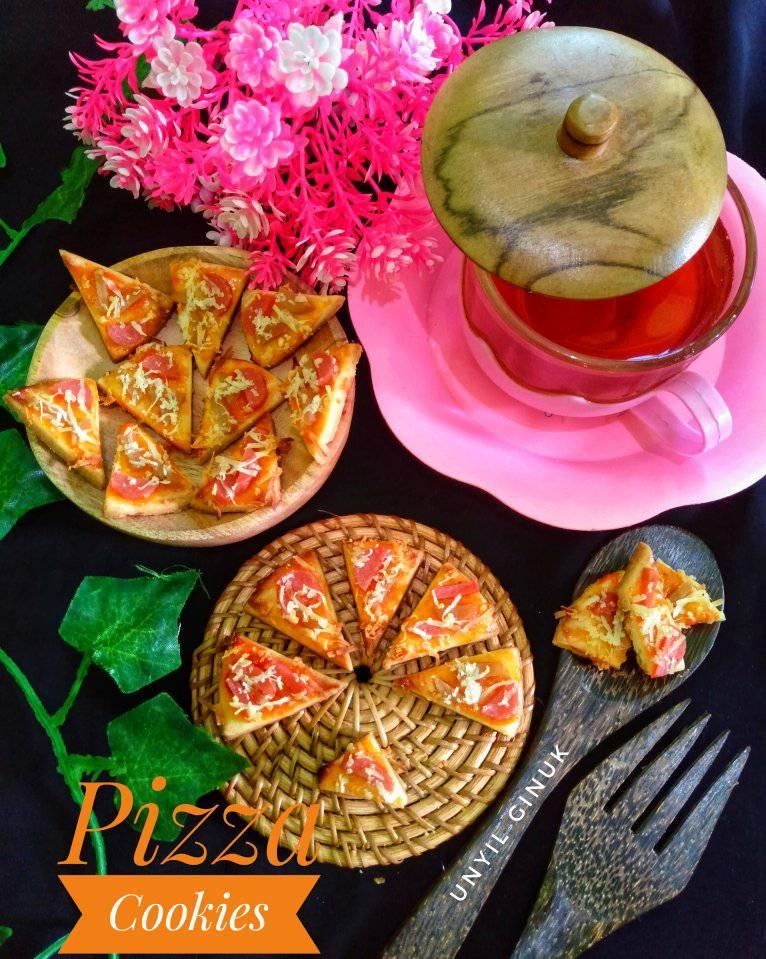 camilan Pizza Cookies by Annansya Aina 3