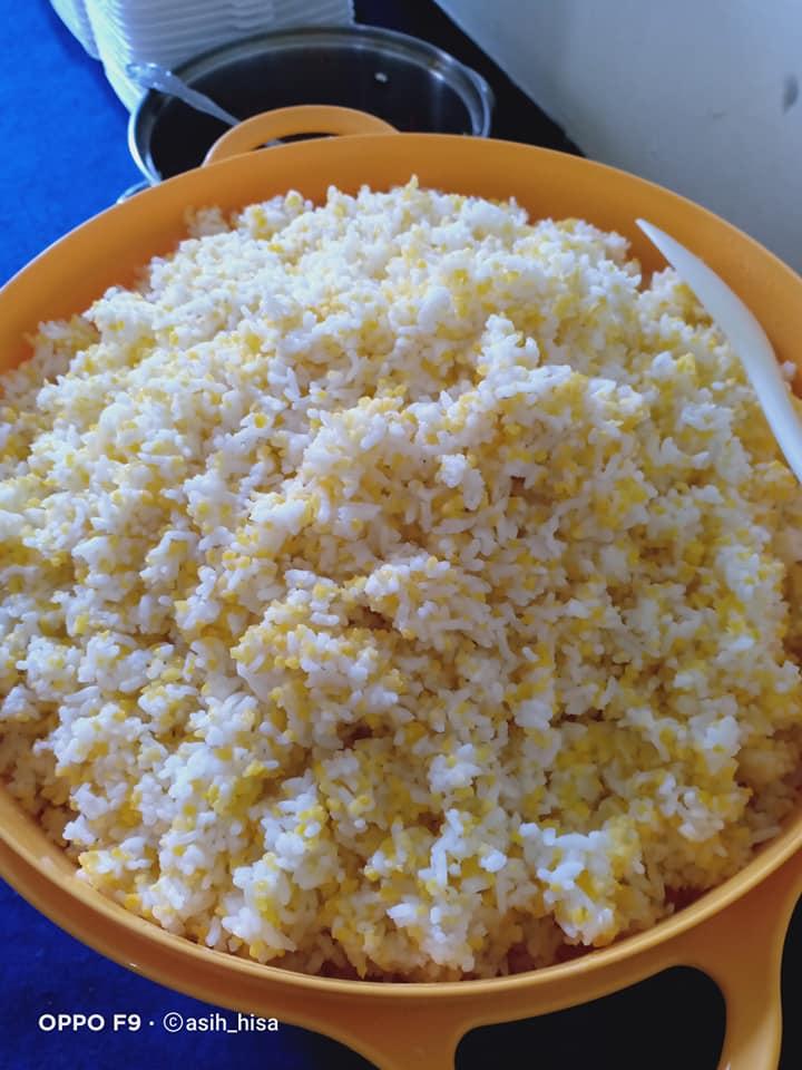 khas malang sego jagung atau sego empok by Asih Hisa