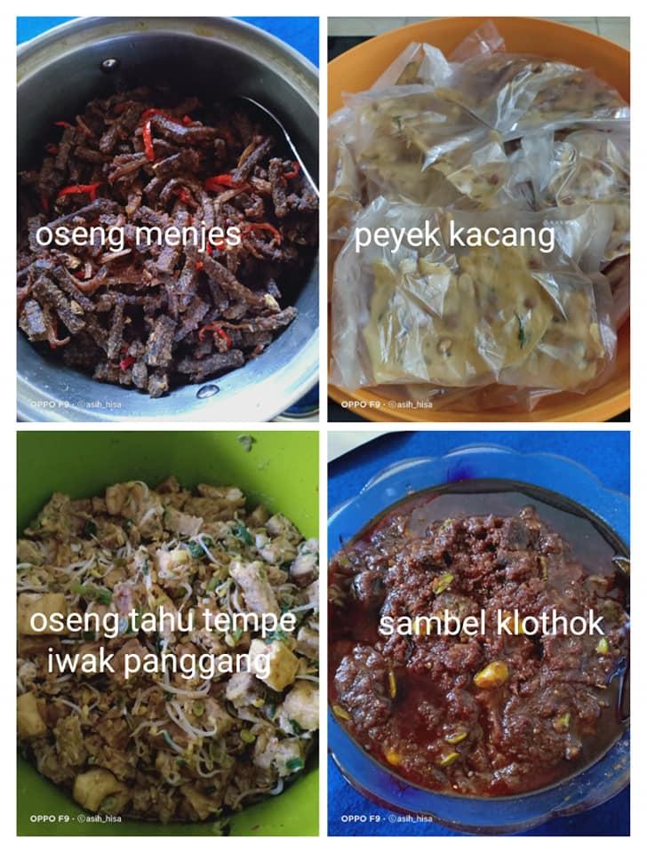 khas malang sego jagung atau sego empok by Asih Hisa 2