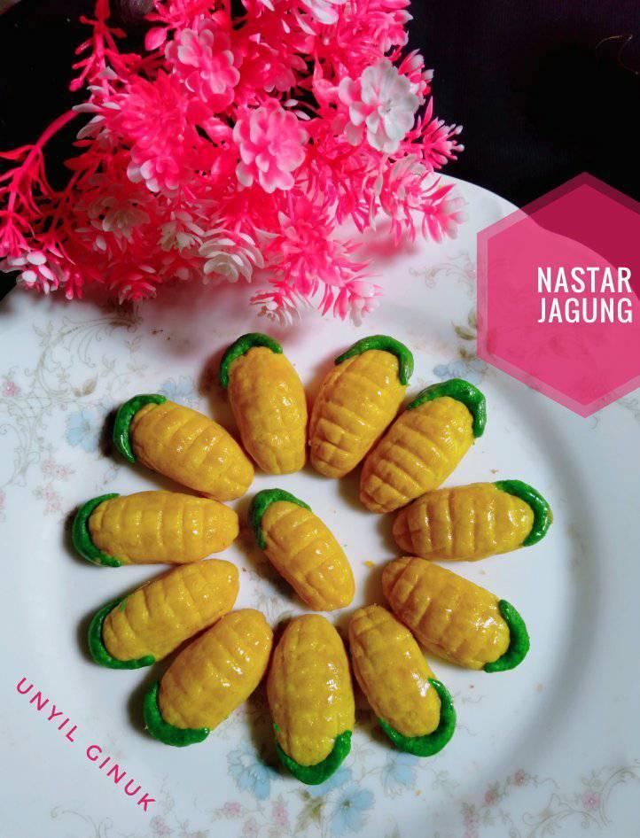 kreasi camilan Nastar Jagung by Annansya Aina 3