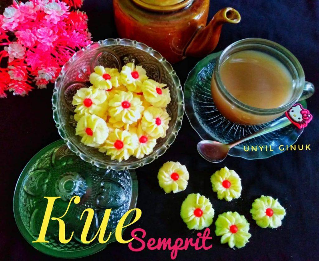 kue lebaran Kue Semprit by Annansya Aina 2