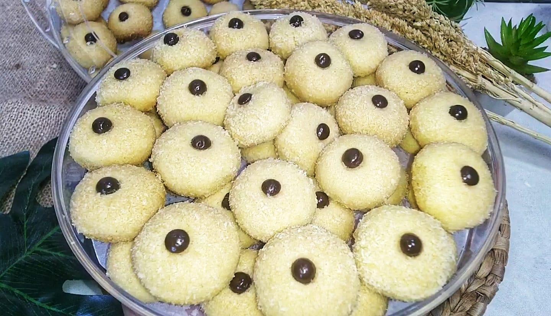 resep cara membuat kue janda genit ekonomis by Nurhayati Nurhayati
