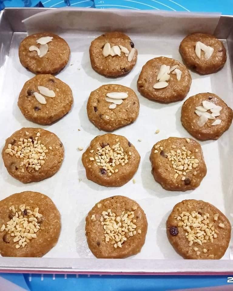 resep simpel bahan juga mudah didapat Healthy Cookies by Yulia Dwi S 2