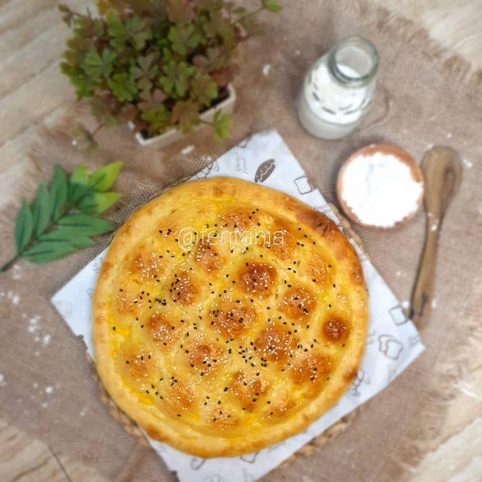 roti ramadhan khas turki roti pide by Fentania Mak