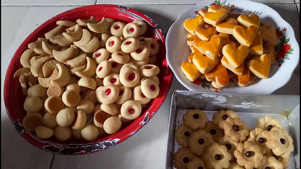 satu adonan dapet 6 macam kue kering by Fitri