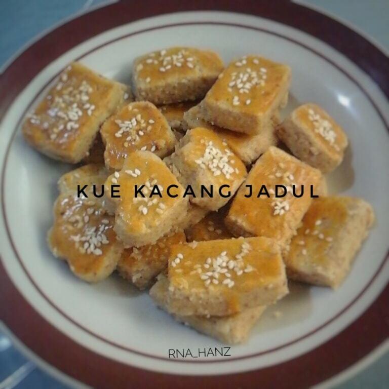 tanpa butter dan tanpa telur Kue Kacang Jadul by Rna Hanz