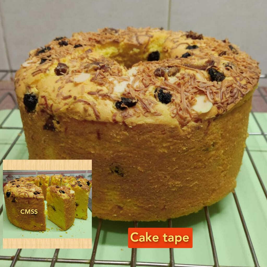 teman ngeteh & ngupi CAKE TAPE cake Catharina Maria Sri Sumarti