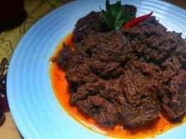 resep masakan yang paling fenomenal RENDANG by Sri Harmanita