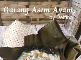 GARANG ASEM AYAM by Delfina Y. Djamaluddin
