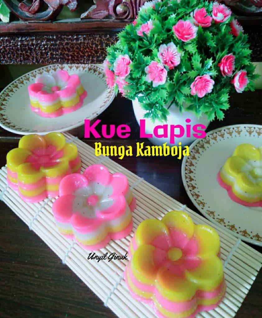 Kue Lapis Bunga Kamboja by Annansya Aina 1