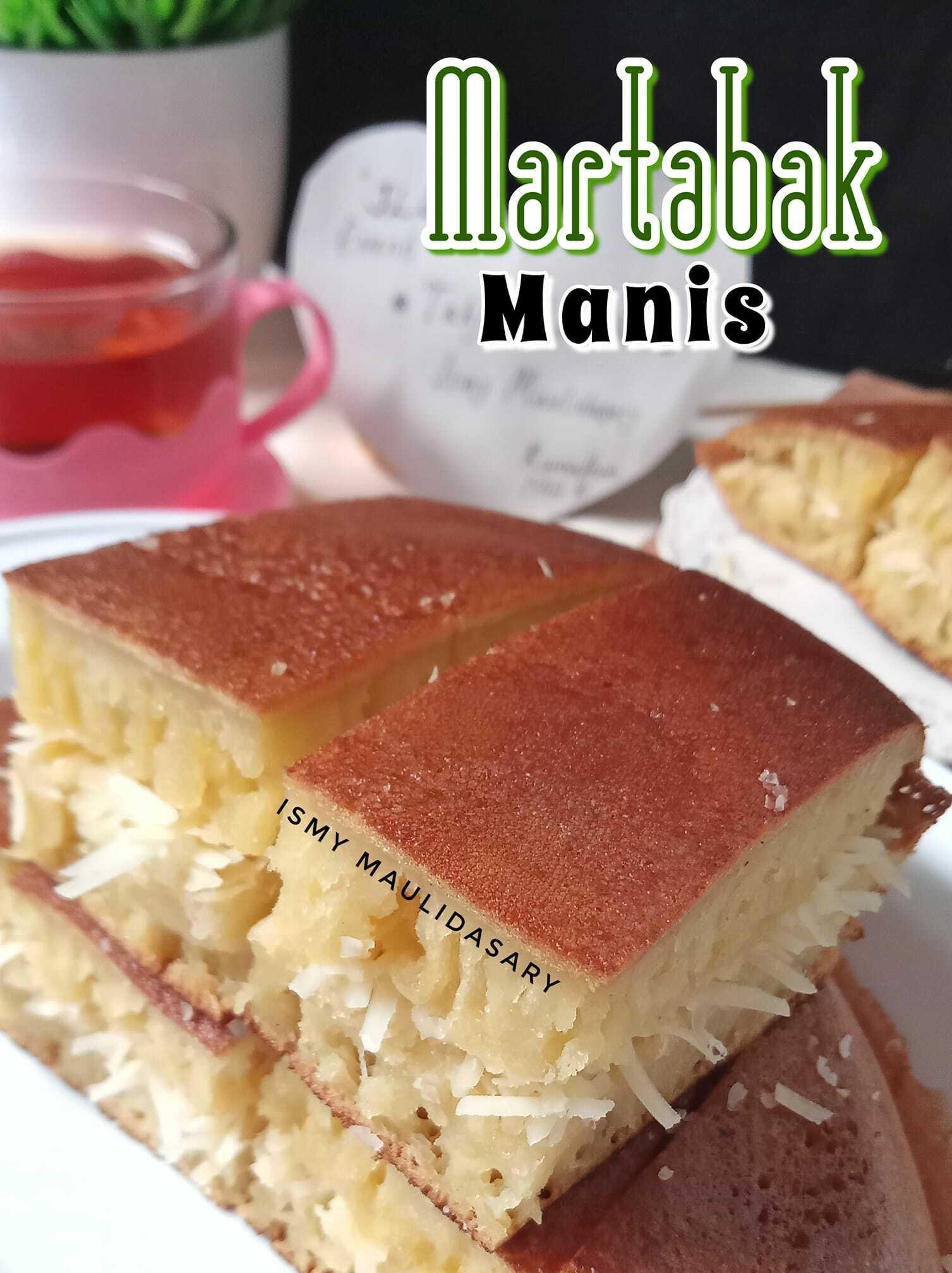 Martabak Manis Teflon by Ismy Maulidasary
