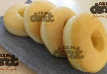 Membuat donut dengan dough kecil hasil besar by Nabil Hedrah 1