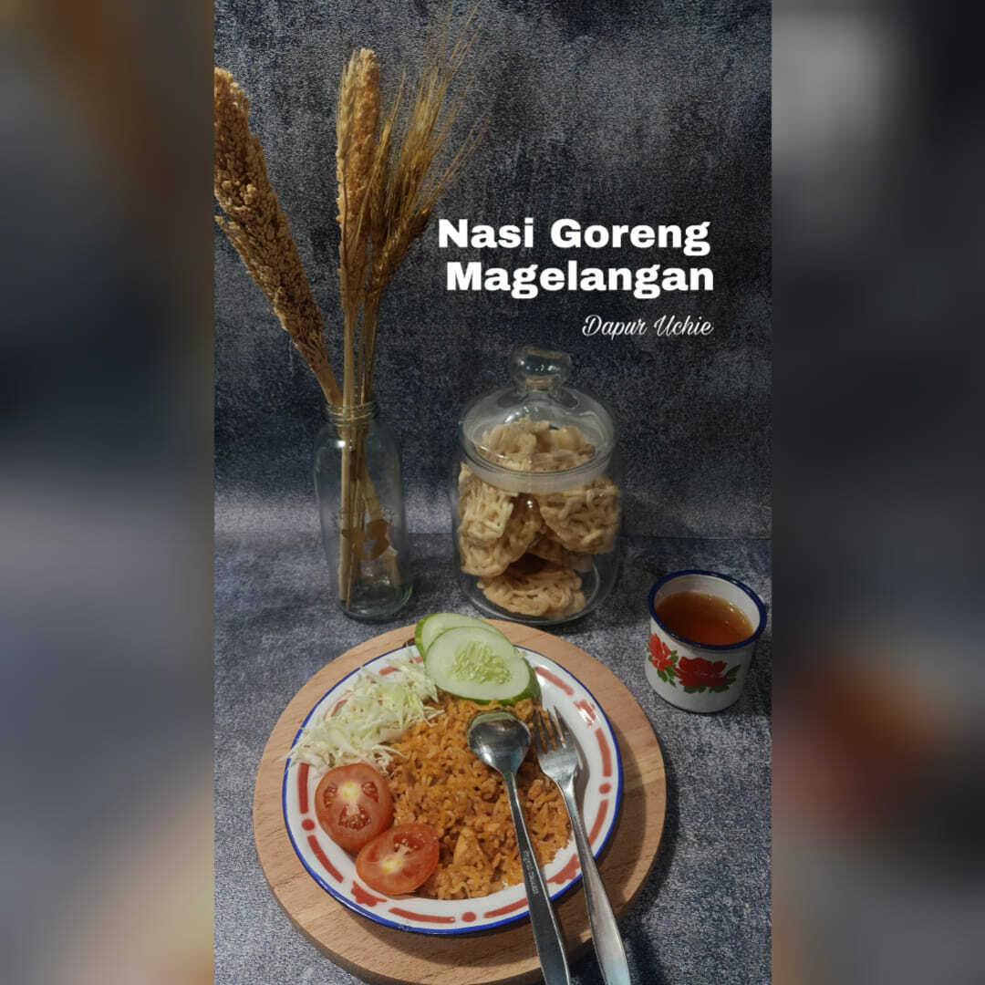 NASI GORENG MAGELANGAN by Uchie Uchie