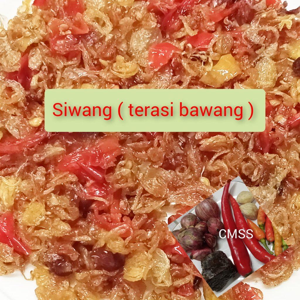 SIWANG (Terasi bawang) by MartyPur Cmss