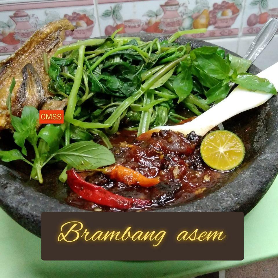 Salah satu kuliner sederhana BRAMBANG ASEM by MartyPur Cmss