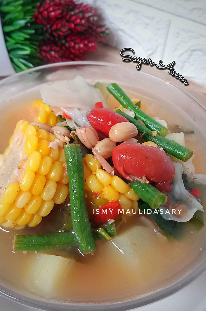 Sayur Asem by Ismy Maulidasary