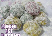cara membuat Mochi yg enak dan ANTI GAGAL by Haida Ervina