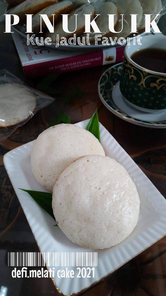 kue jadul yang banyak penggemarnya PINUKUIK by Yunilvia Rima Defitra