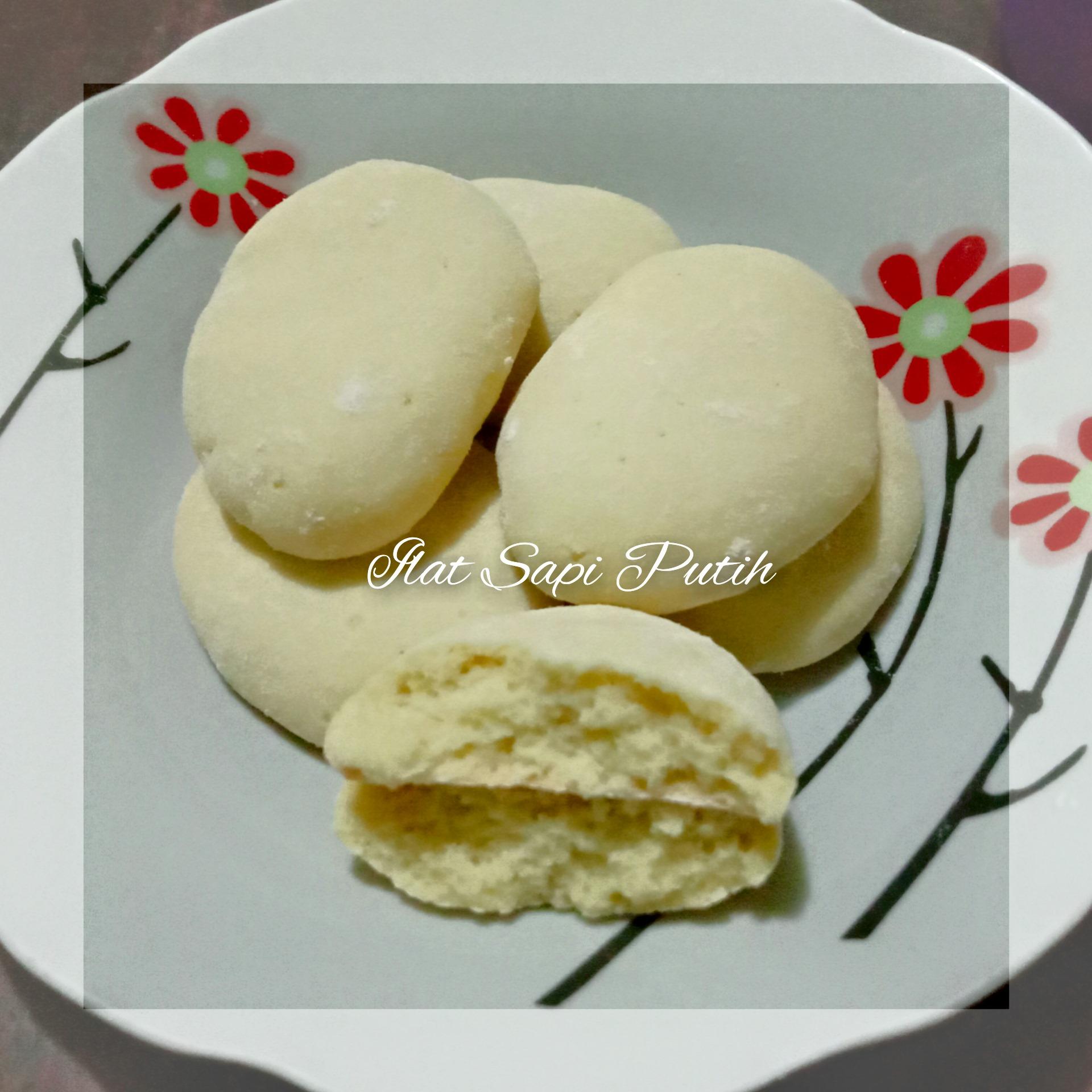 kue khas Ilat Sapi Putih Ala Aena Lia