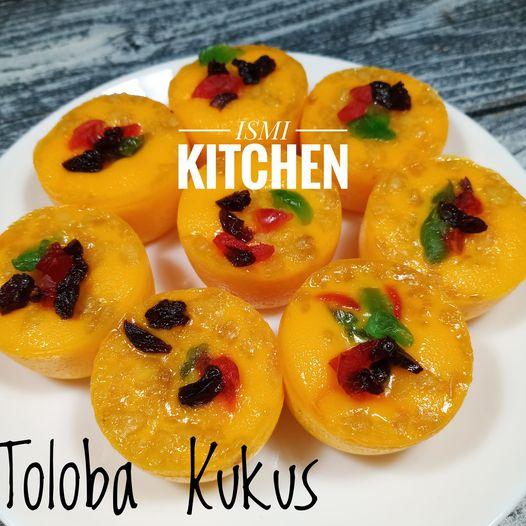 kue tradisional KUE TALOBA/TOLOBA by Ismi Azis