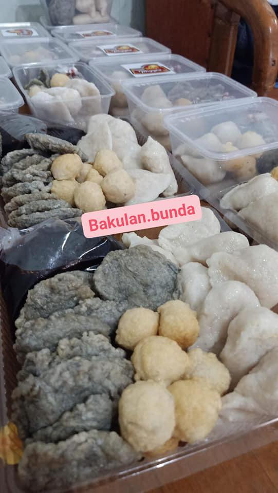 makanan khas wong Kito galo resep pempek tenggiri by Umi Kuswati