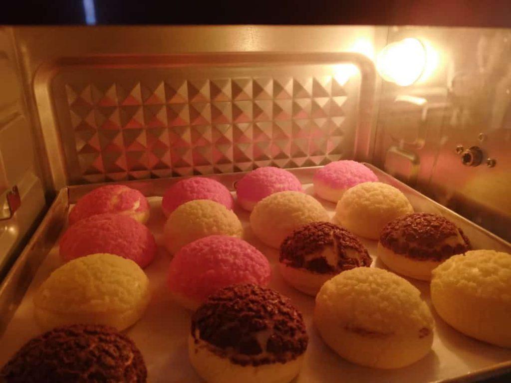 resep JAPANESE CREAM PUFF atau SUS JEPANG by Ainal Abdi 3