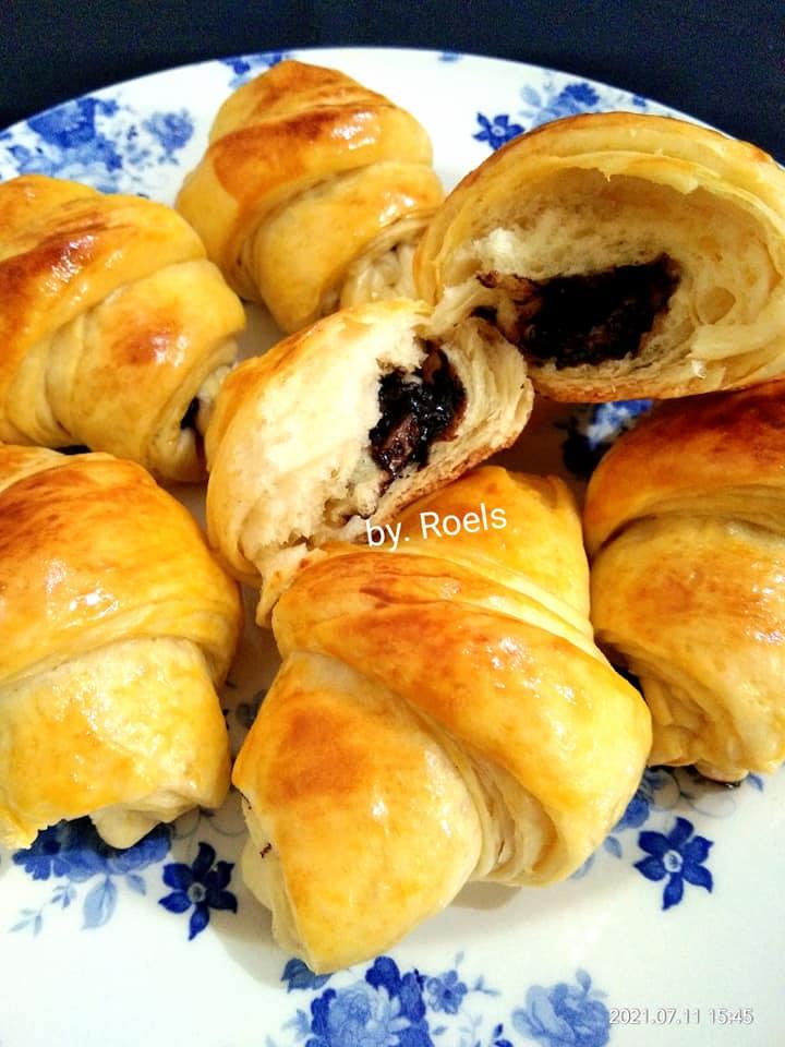 Croissant tanpa ulen tanpa korsvet by Nurul Roels