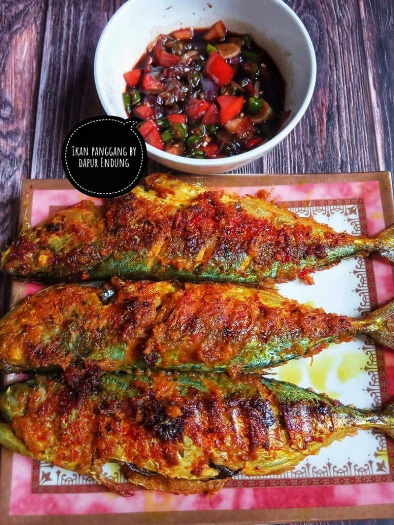 Ikan panggang bumbu kuning by Dapurnya Anggie