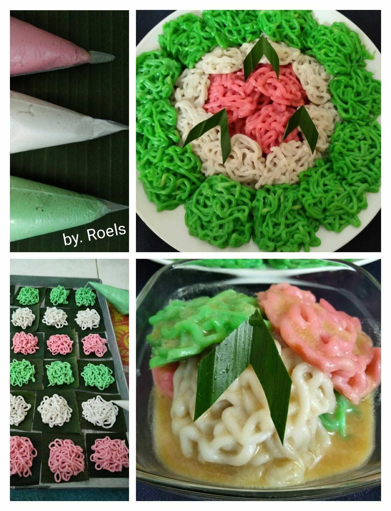Kue tradisional yang jadi favorit Putu Mayang by Nurul Roels