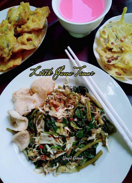 Lotek Jawa Timur by Annansya Aina 2