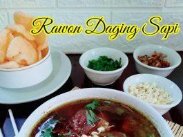 Rasanya mantul RAWON DAGING SAPI by Annansya Aina 2