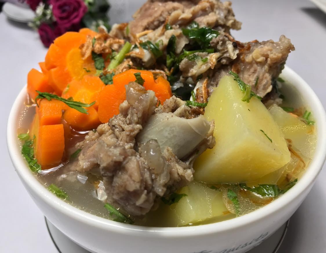 Resep Sop Iga Sapi by Mega Nusantari
