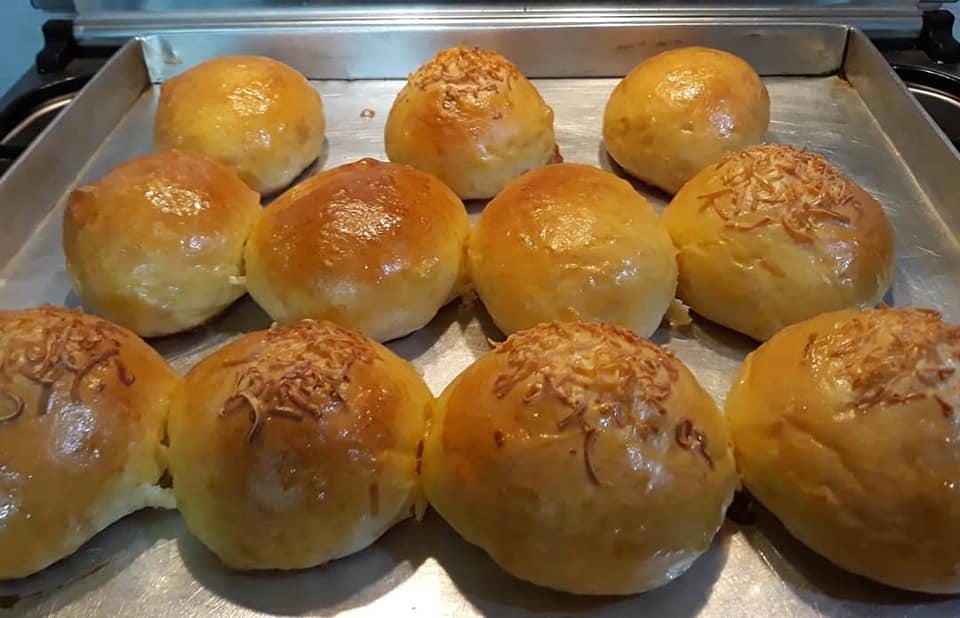 Resep dasar roti manis by Jidah Farida Yamani II 2