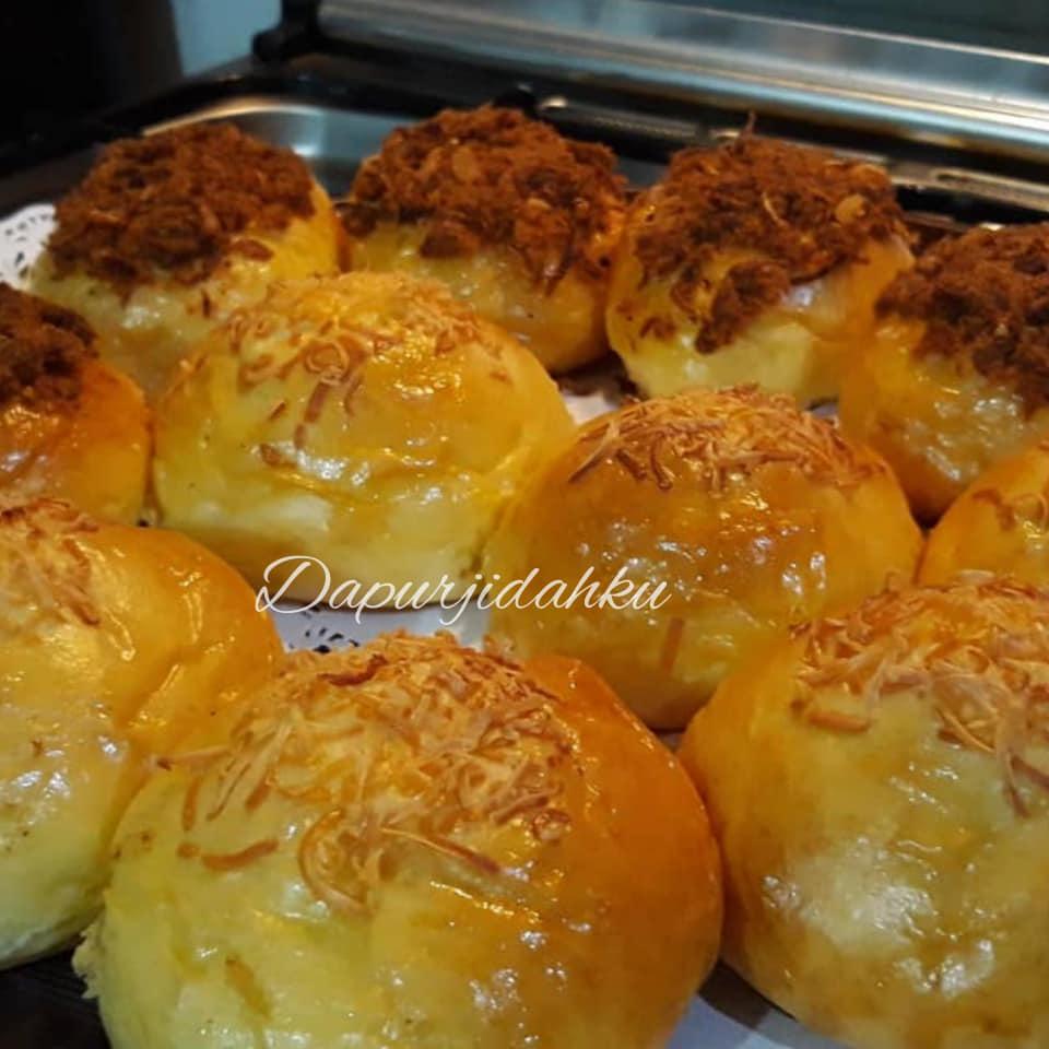 Resep dasar roti manis by Jidah Farida Yamani II 1