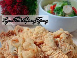 dimakan habis Ayam Fillet Goreng Tepung by Ismy Maulidasary