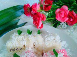 jajan tradisional dari singkong Gethuk Lindri by Annansya Aina