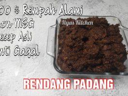 kuliner paling enak Resep Rendang by IlyasKitchen