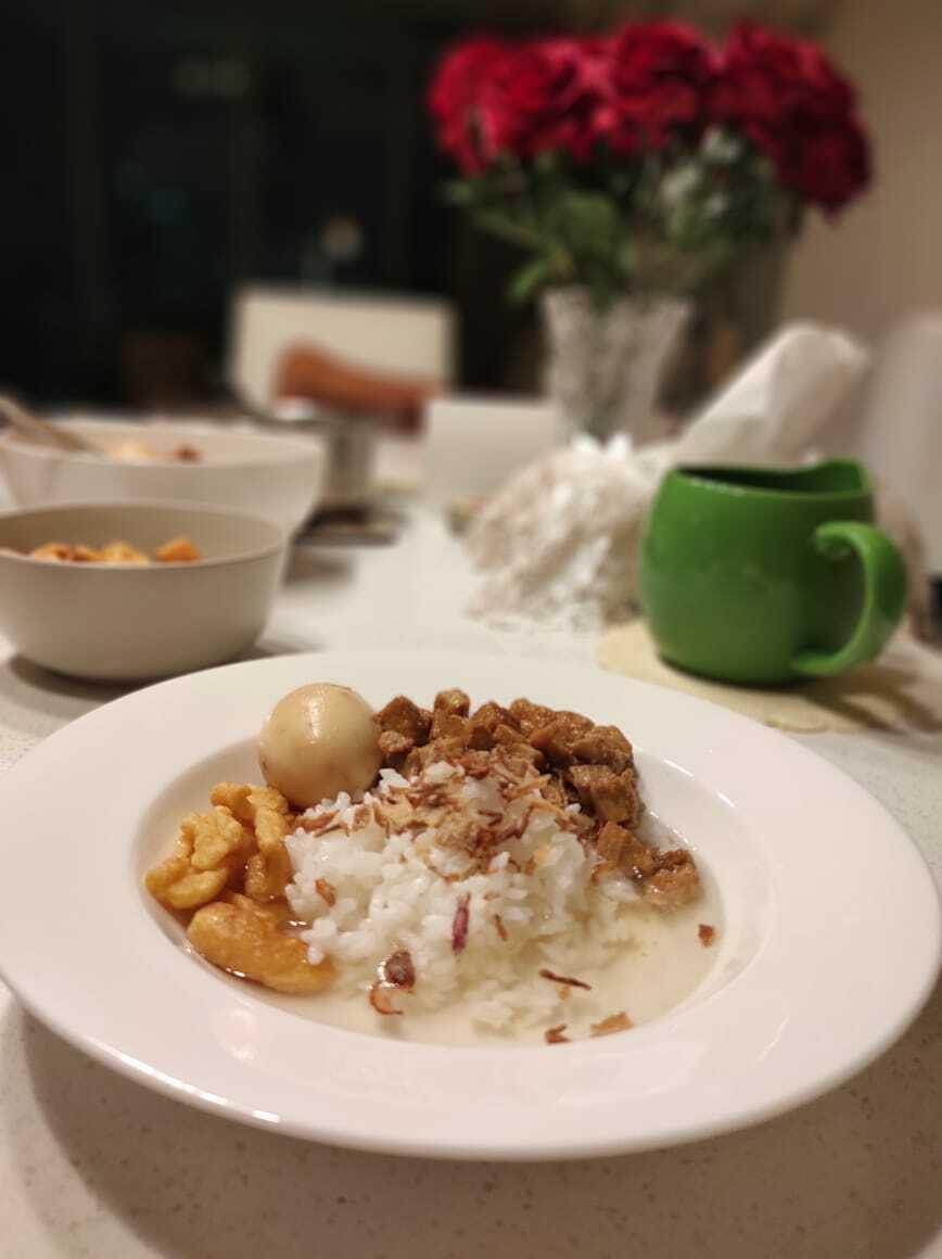 masakan jaman masih kecil Bakmoy Ayam Tahu by Hayu Prabandari